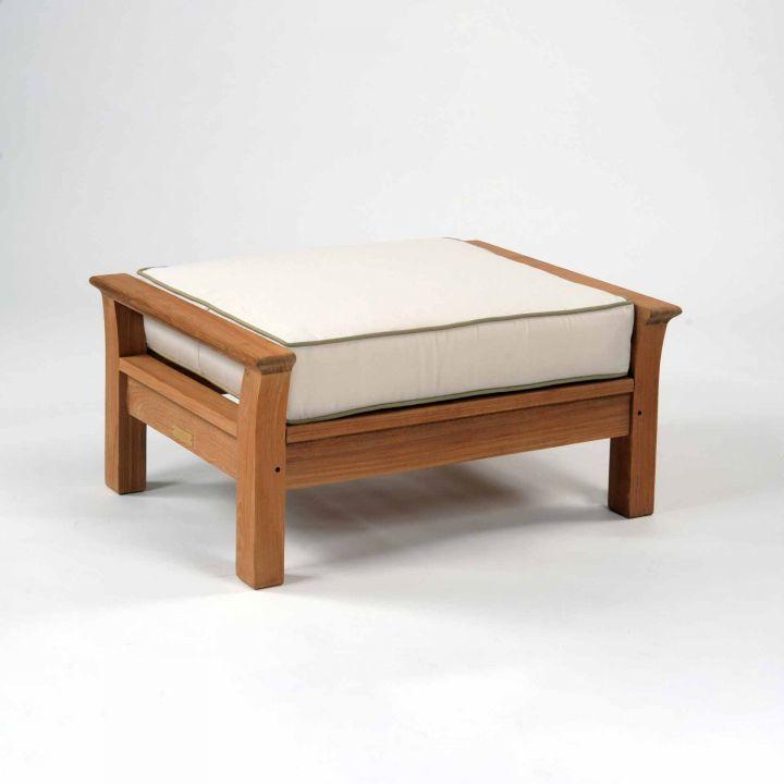 Kingsley Bate Chelsea Deep Seating Ottoman