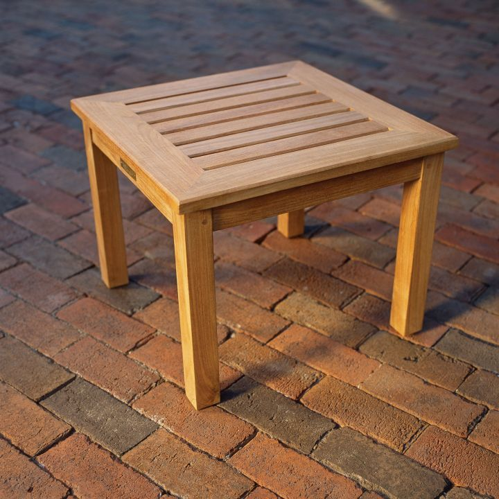 Kingsley Bate Classic 15 Square Side Table