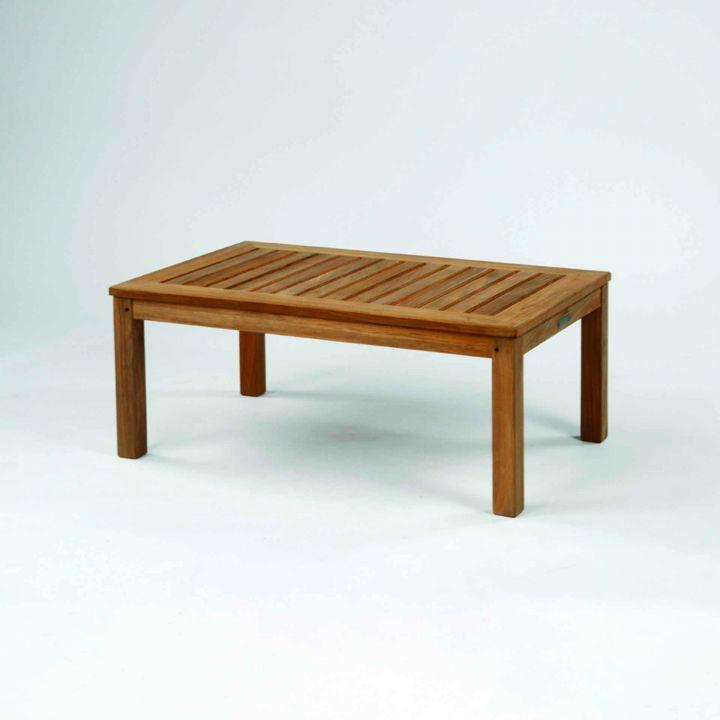 Kingsley Bate Classic 38×25″ Rectangular Coffee Table