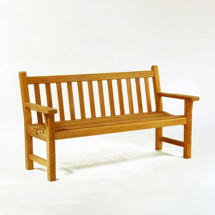 Kingsley Bate Dunbarton 4′ Bench