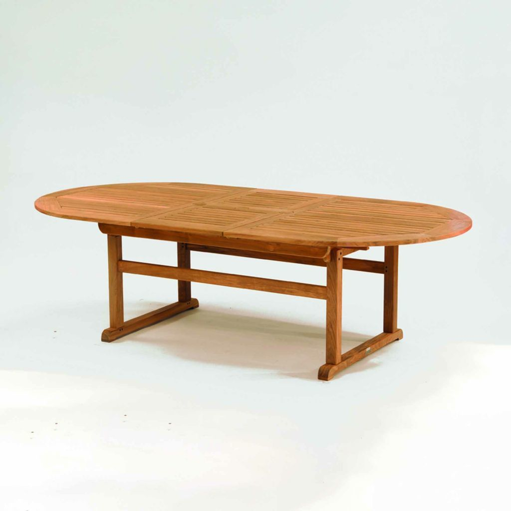 Image Of Retro Oval Dining Table Dining Table Oval Extension : Kingsley Bate Essex 100 Oval Extension Dining Table 1024x1024 from tolkienacrossthewater.com size 1024 x 1024 jpeg 43kB