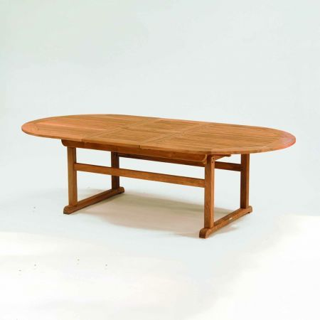 Kingsley Bate Essex 100 Oval Extension Dining Table