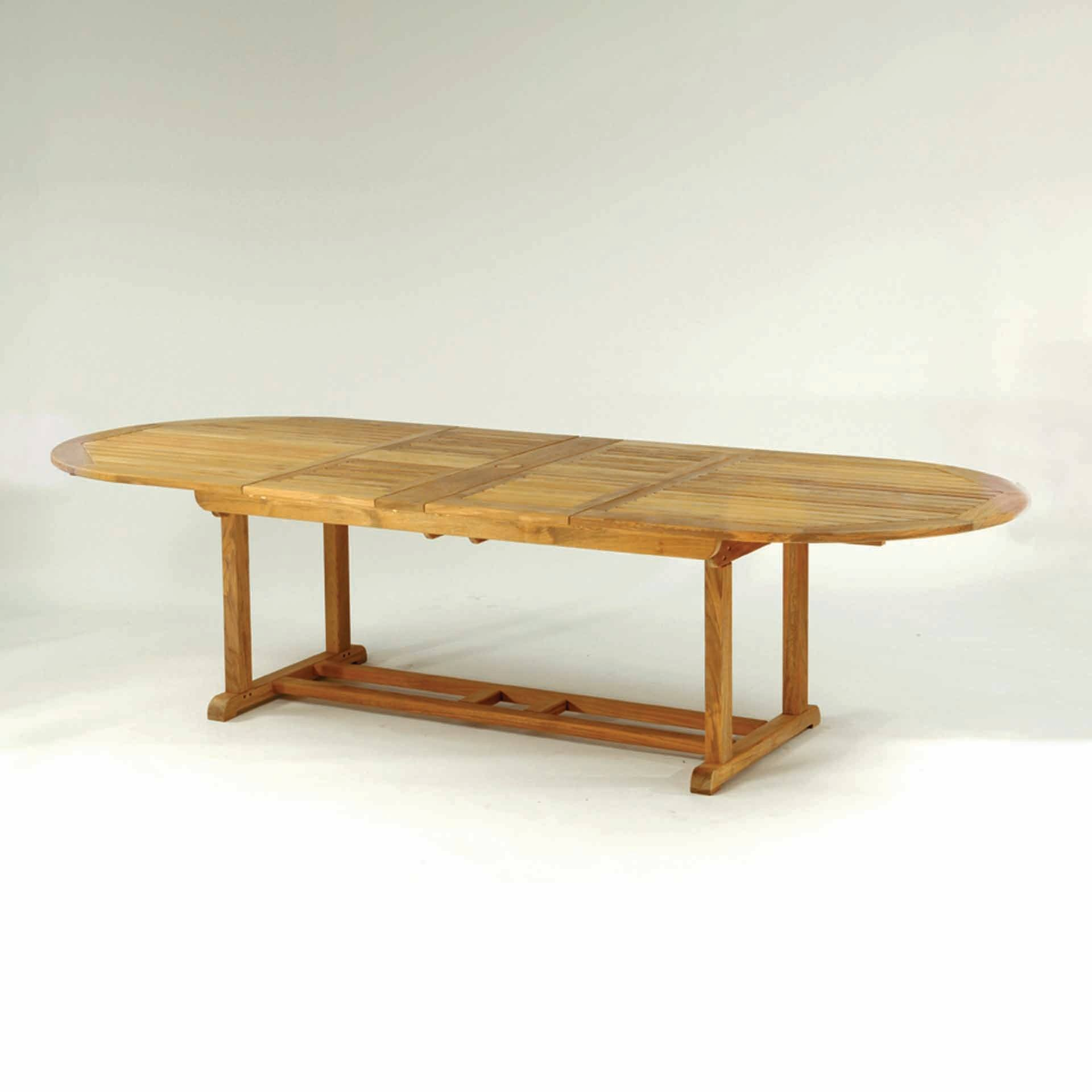 Kingsley Bate Essex 114 Quot Oval Extension Dining Table