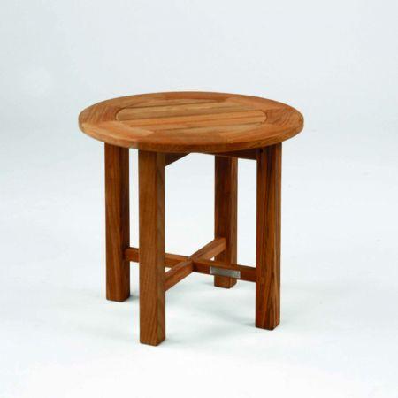 Kingsley Bate Essex 20 Round Side Table