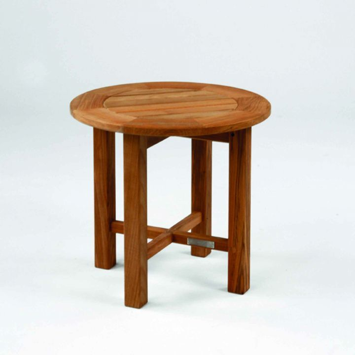Kingsley Bate Essex 20 Round Side Table