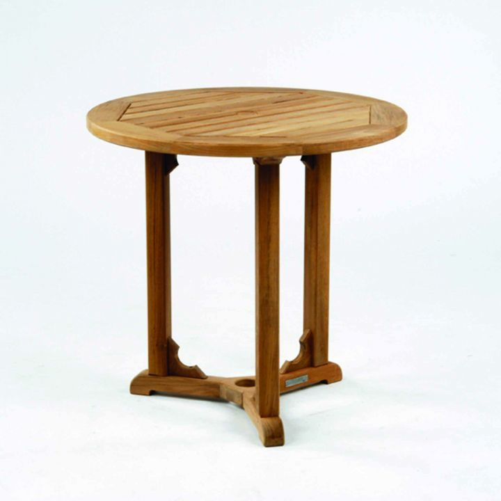 Kingsley Bate Essex 30″ Round Bistro Table
