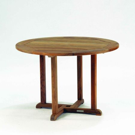 Kingsley Bate Essex 42 Round Dining Table