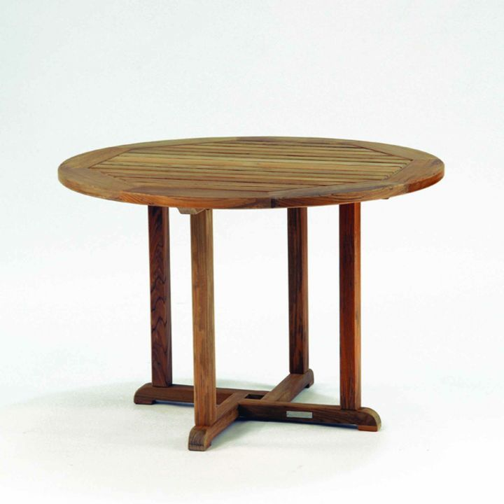 Kingsley Bate Essex 42″ Round Dining Table