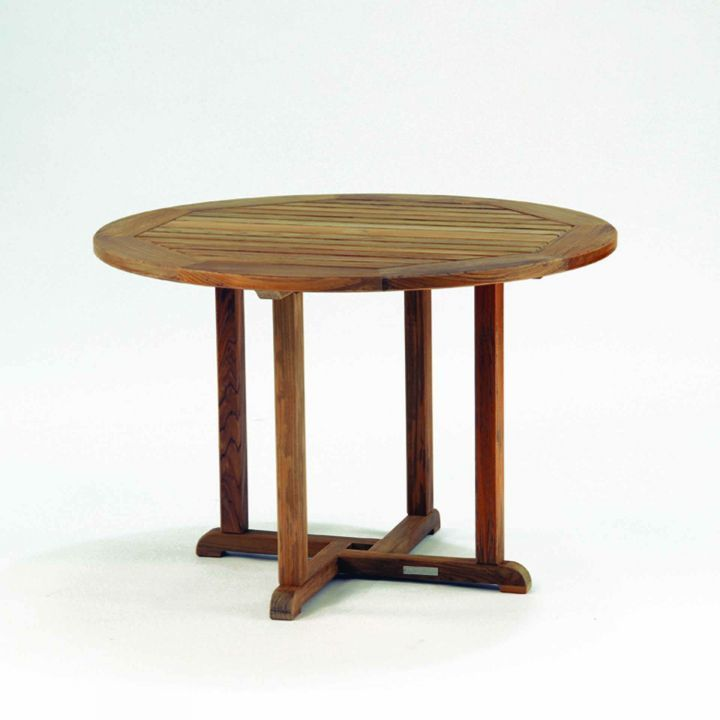 Kingsley Bate Essex 50″ Round Dining Table