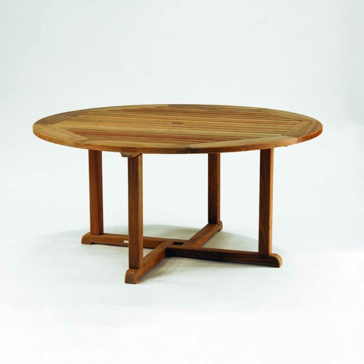 Kingsley Bate Essex 60 Round Dining Table