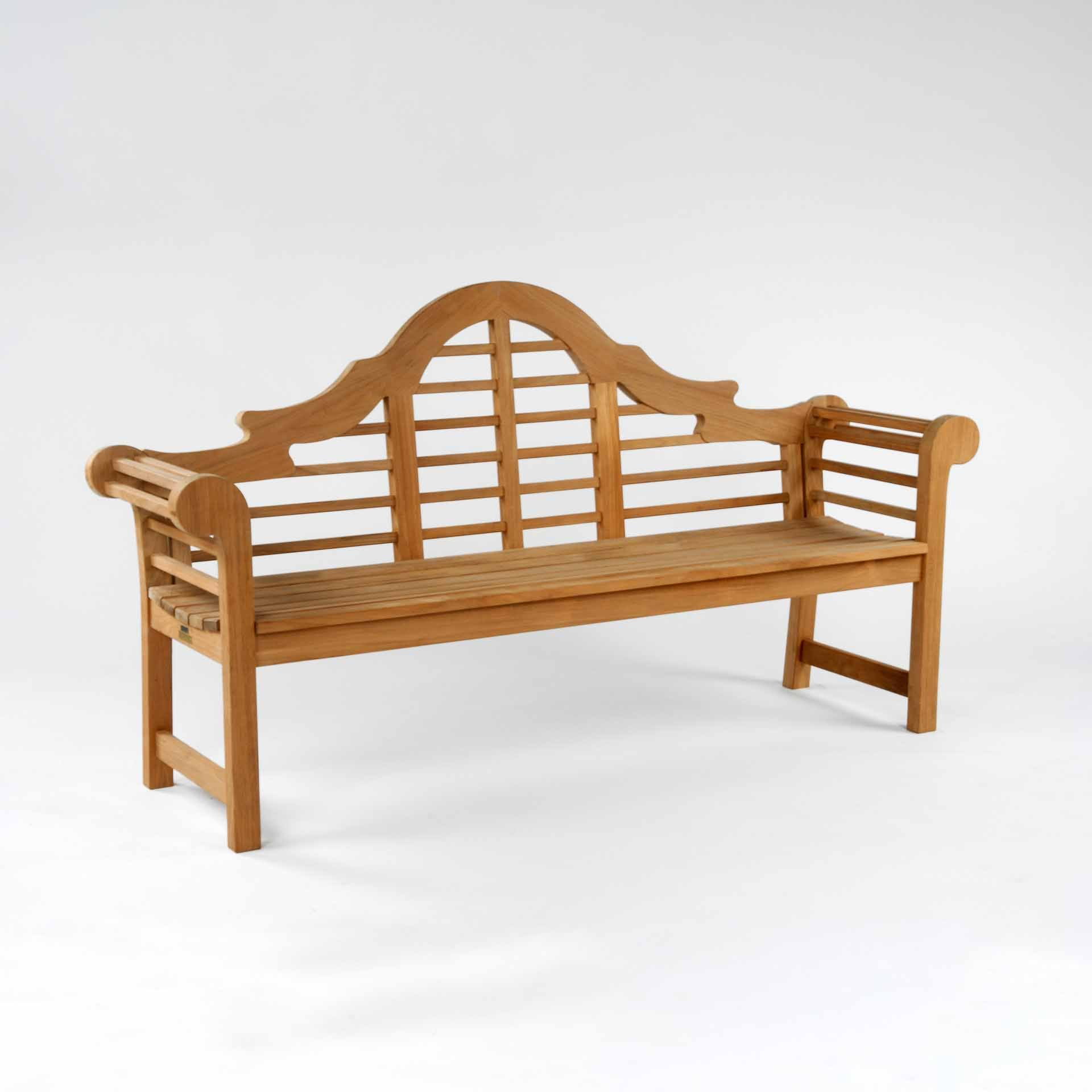Kingsley Bate Lutyens 6 Bench Leisure Living