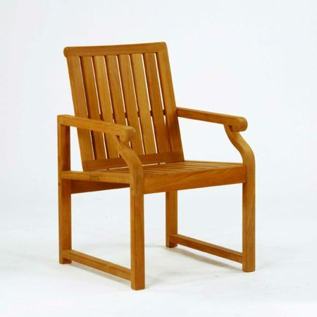 Kingsley Bate Nantucket Dining Arm Chair