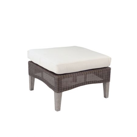 Kingsley Bate Paris Deep Seating Ottoman