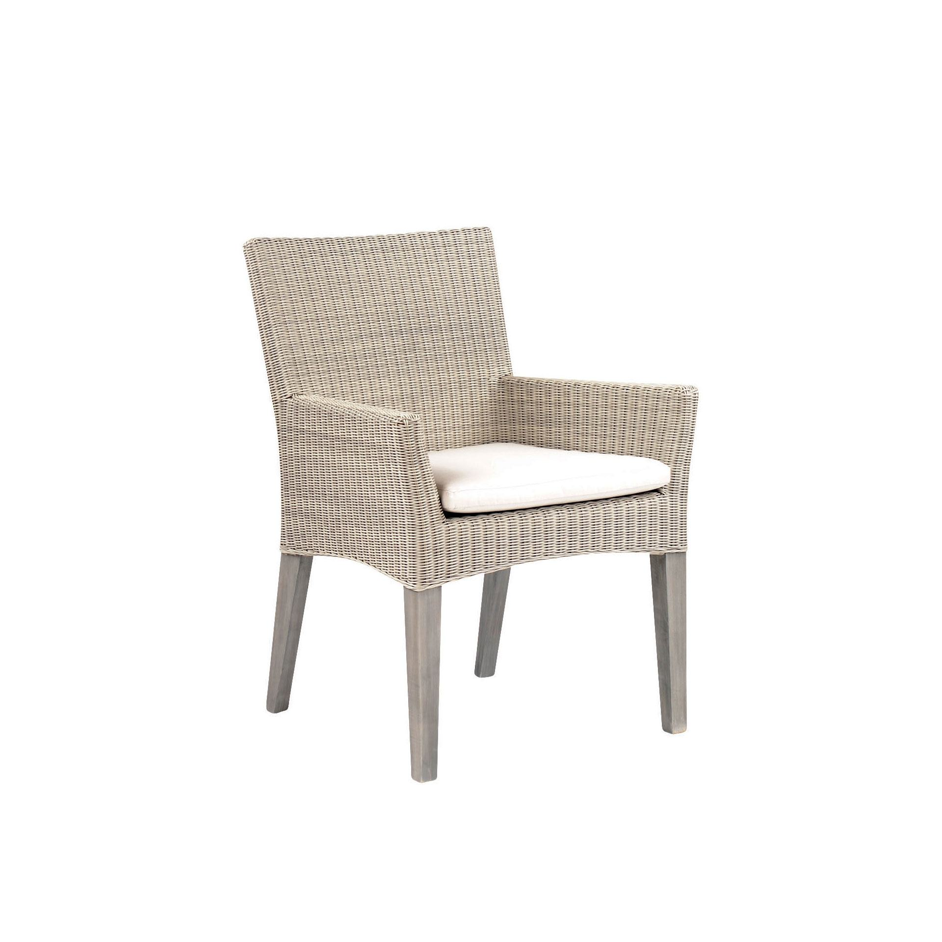 Kingsley Bate Paris Dining Arm Chair Leisure Living