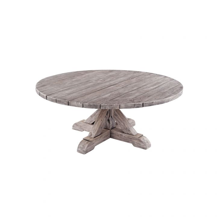 Kingsley Bate Provence 42″ Round Coffee Table