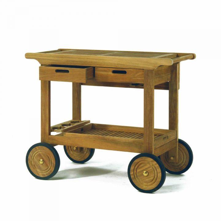 Kingsley Bate Serving Cart