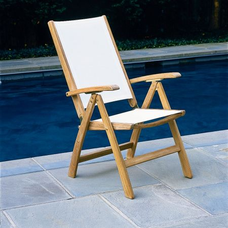 Kingsley Bate St.Tropez Adjustable Chair Reclined