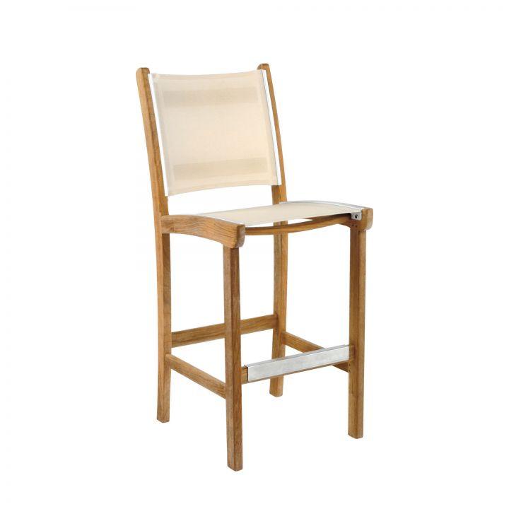 Kingsley Bate St Tropez Bar Chair Leisure Living