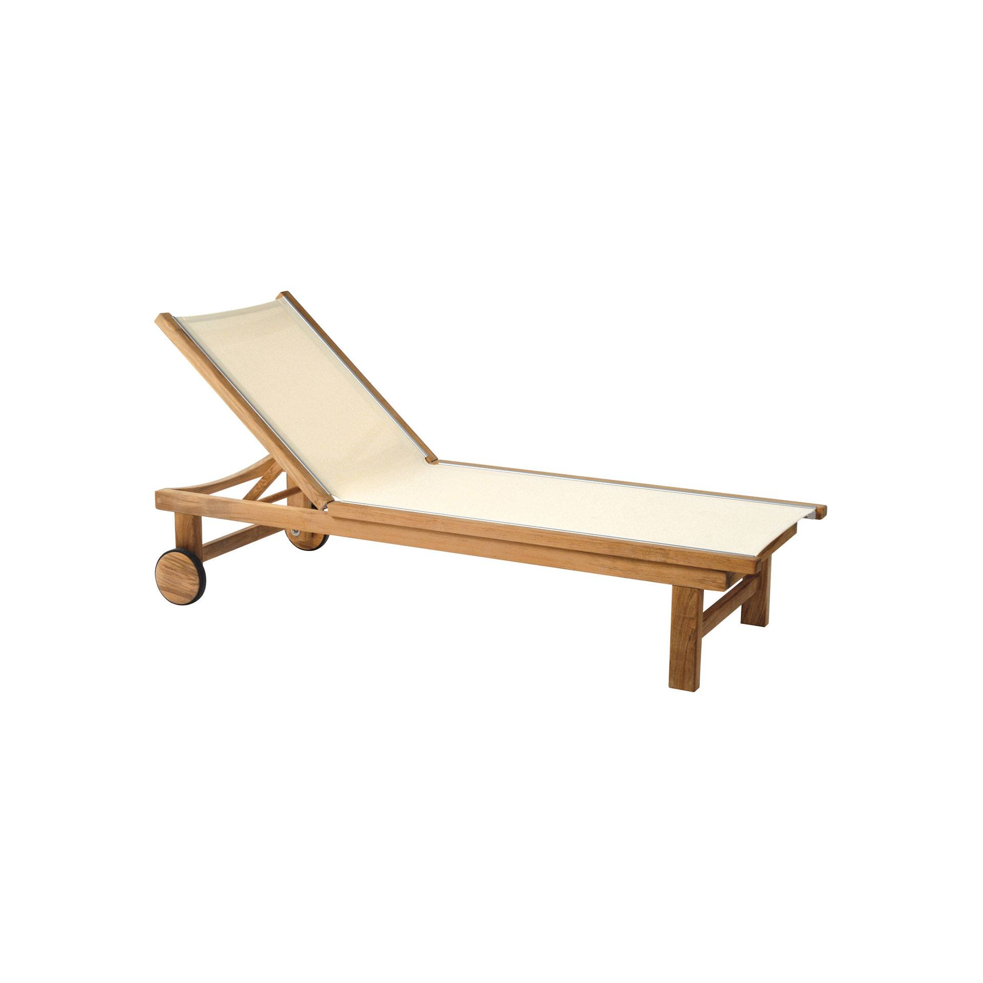 Kingsley Bate St Tropez Chaise Leisure Living