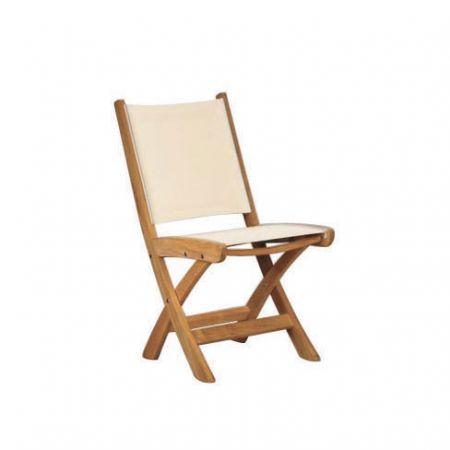 Kingsley Bate St.Tropez Folding Side Chair