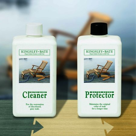Kingsley Bate Teak Cleaner and Protector