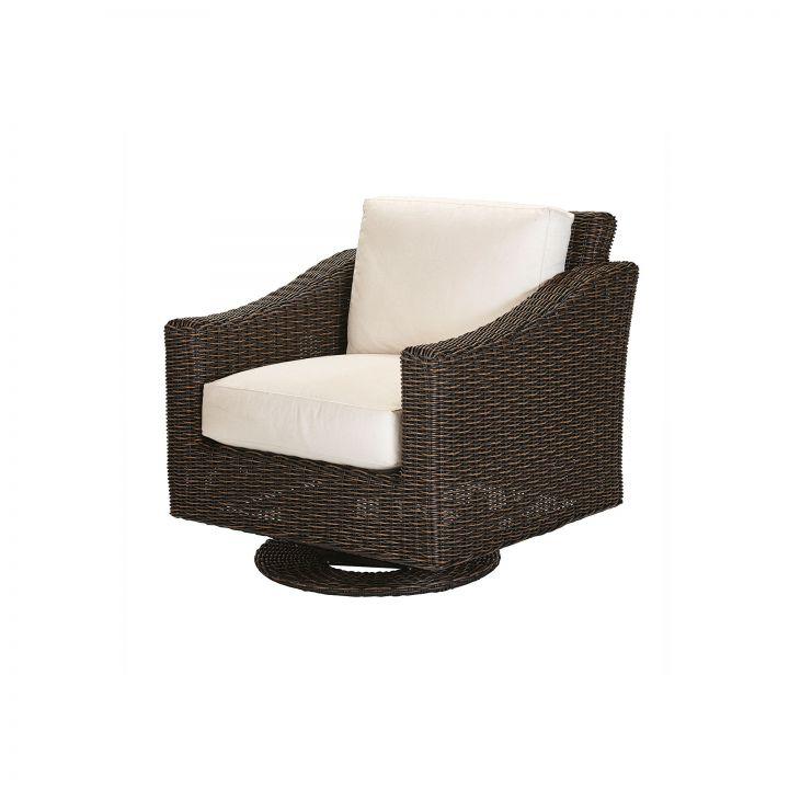 Lane Requisite Club Swivel Glider Chair