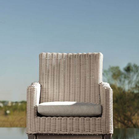 Lane Requisite Dining Arm Chair Closeup