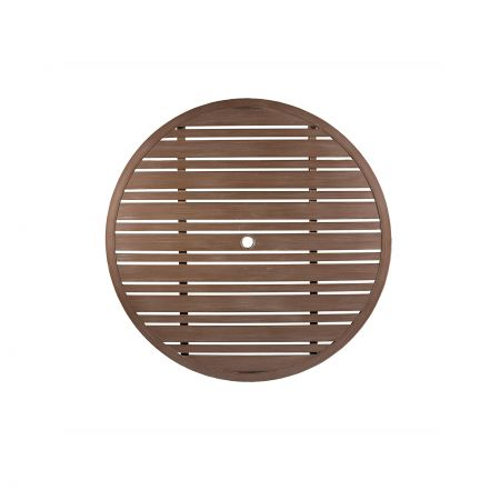 Lane Requisite Top View Of Round Dining Table 9529 52