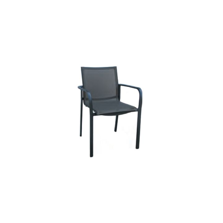 Les Jardins Hegoa Stacking Arm Chair