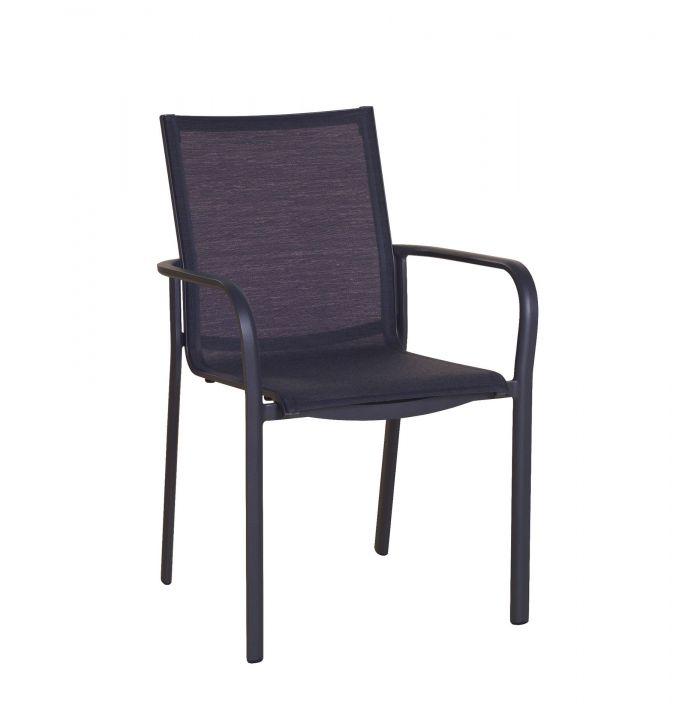 Les Jardins Koton Stacking Arm Chair