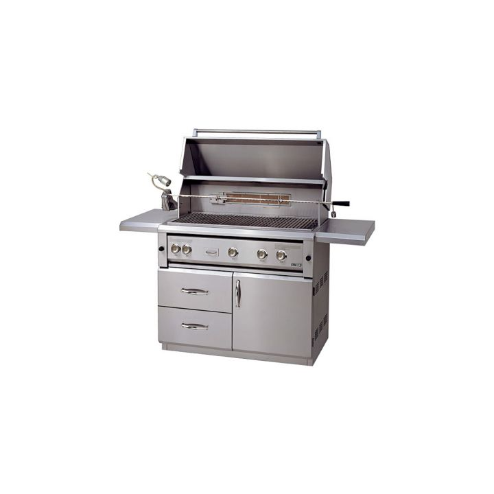Luxor AHT-42FRCV-L 42″ Free Standing Grill With Rotisserie