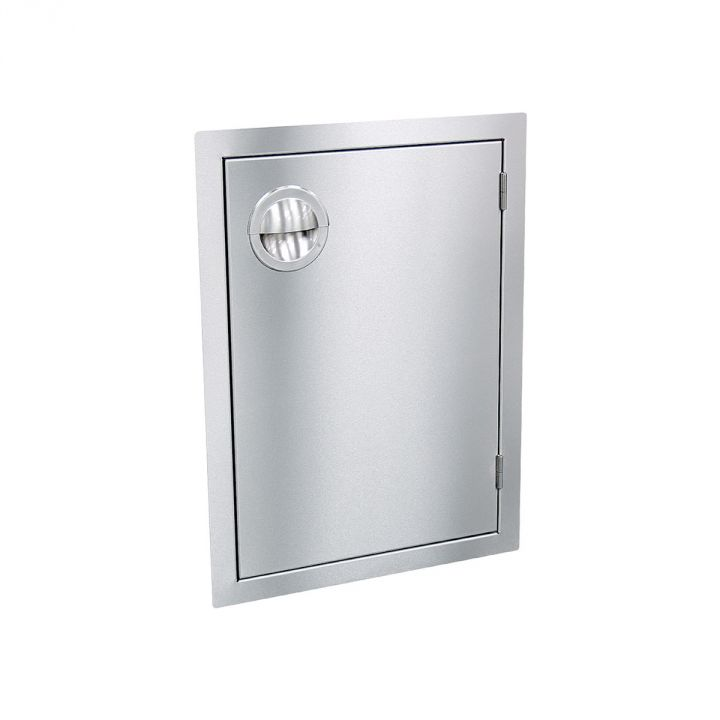 Luxor AHT-ADB-2417V Slimline 24″ Vertical Single Door
