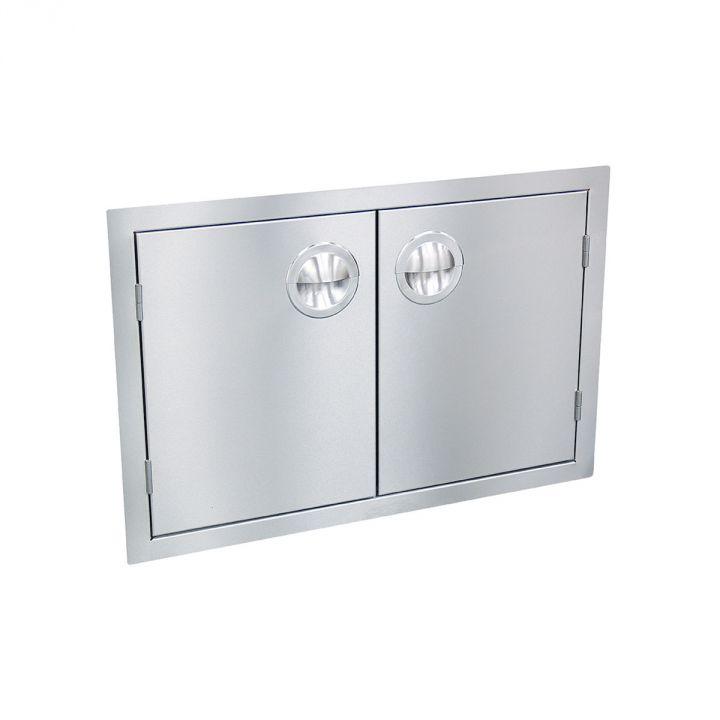Luxor AHT-ADB-30 Slimline 30″ Double Door