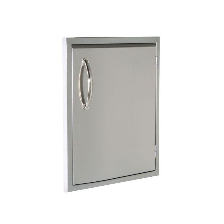 Luxor AHT-ADM-2014-V Medallion Single Vertical Door