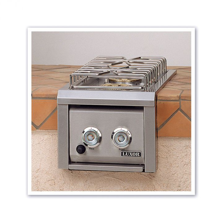 Luxor AHT-DSB Built-In Double Side Burner