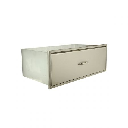 Luxor AHT-M-1D-30 Medallion Extra Large Single Storage Drawer