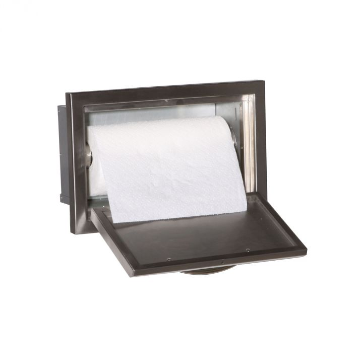 Luxor AHT-MPTH Medallion Paper Towel Holder