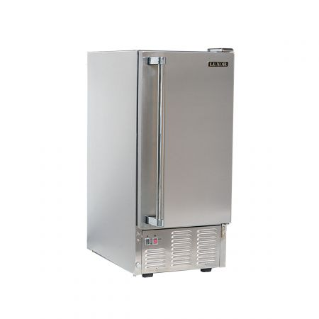 Luxor AHT-OD-IM Outdoor Ice Maker Closed