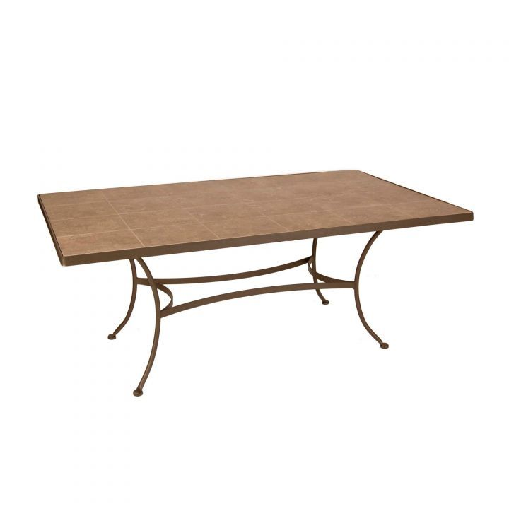 OW Lee 84×42″ Rectangular Dining Table