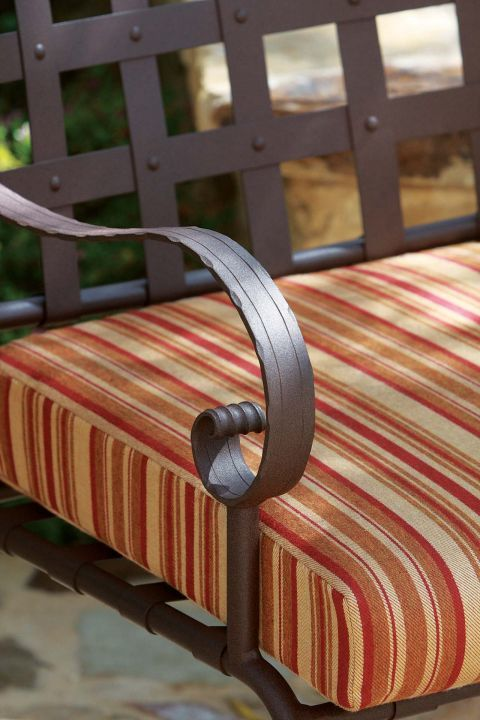 OW Lee Classico Arm Chair Close Up