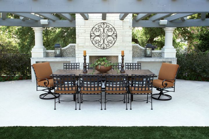 OW Lee Classico Dining Set