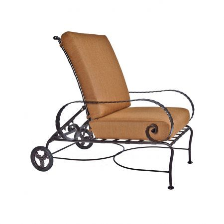OW Lee Classico Hi-Back Adjustable Lounge Chair