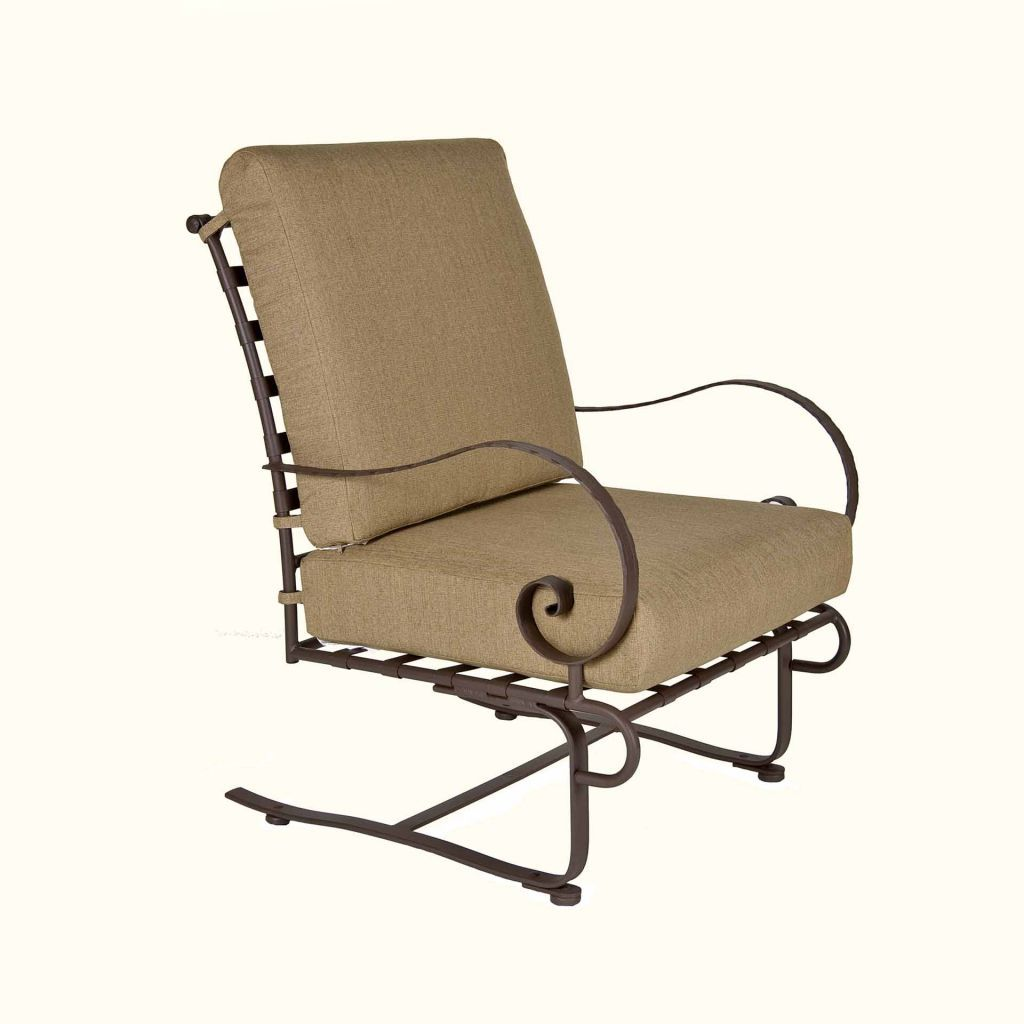 Ow Lee Classico Spring Base Lounge Chair Leisure Living