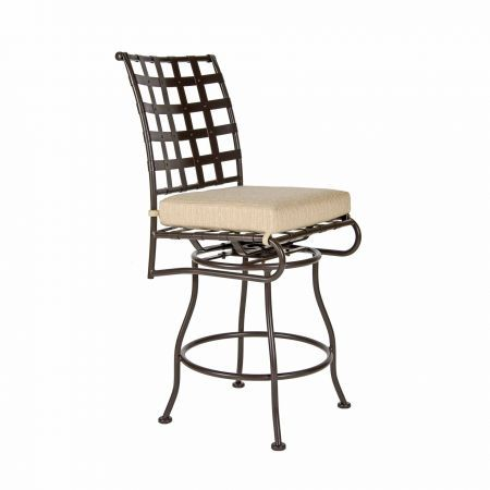 OW Lee Classico Swivel Bar Stool