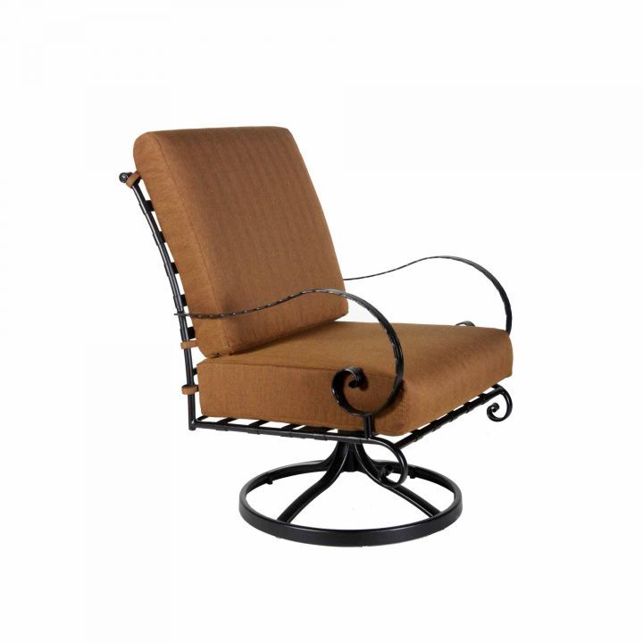 OW Lee Classico Swivel Rocker Club Chair
