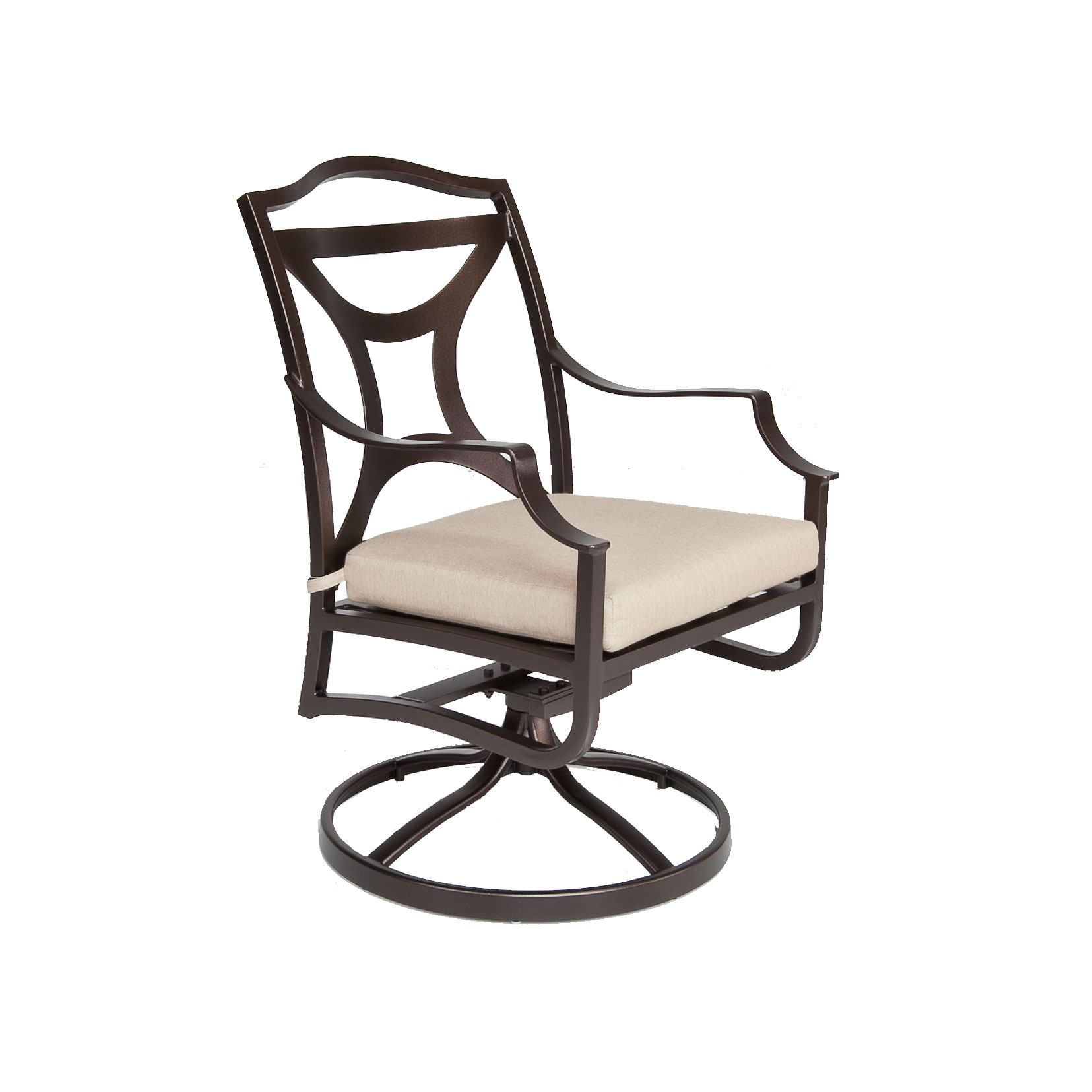 Ow Lee Madison Dining Swivel Rocker Leisure Living