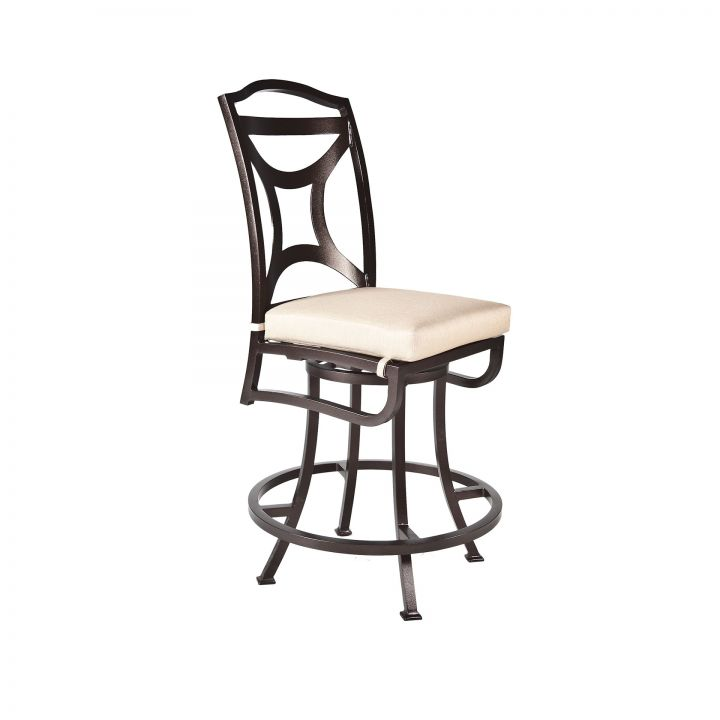 OW Lee Madison Swivel Counter Stool