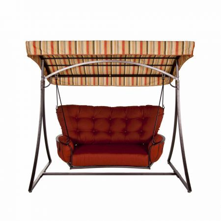 OW Lee Monterra Canopy and Frame with Cuddle Swing