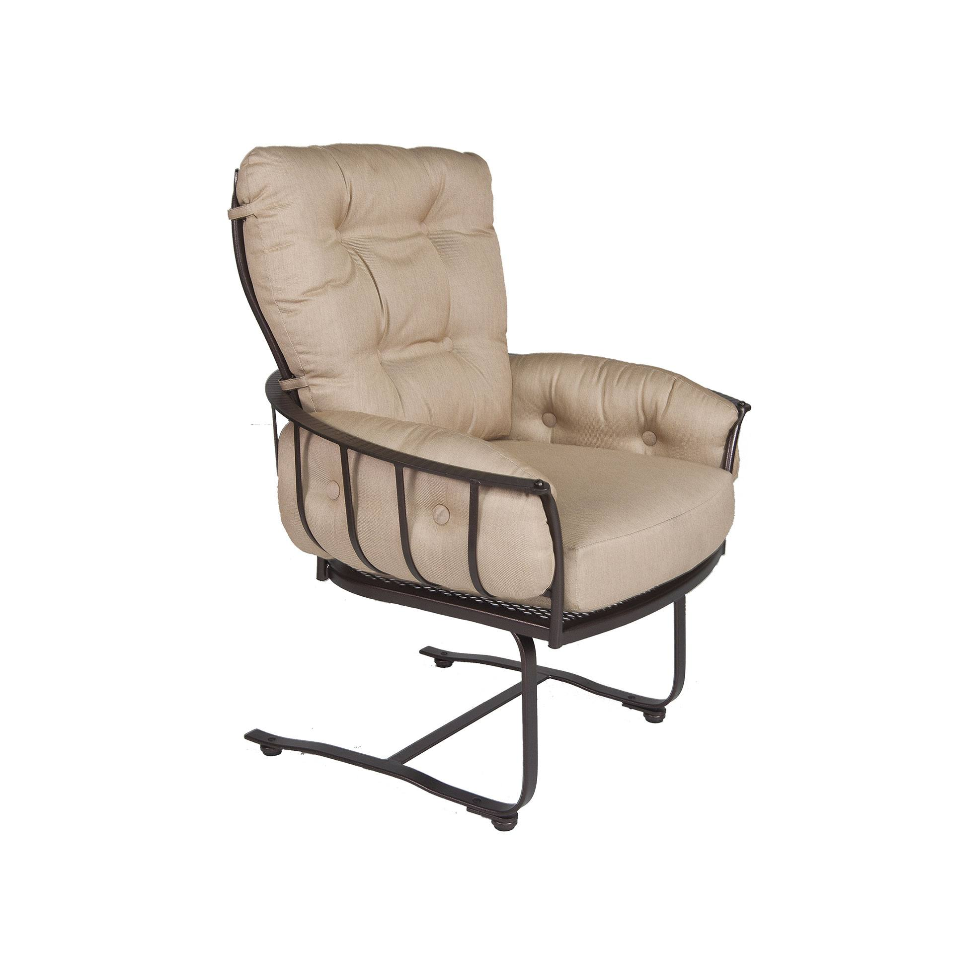 Ow Lee Monterra Mini Spring Base Lounge Chair Leisure Living