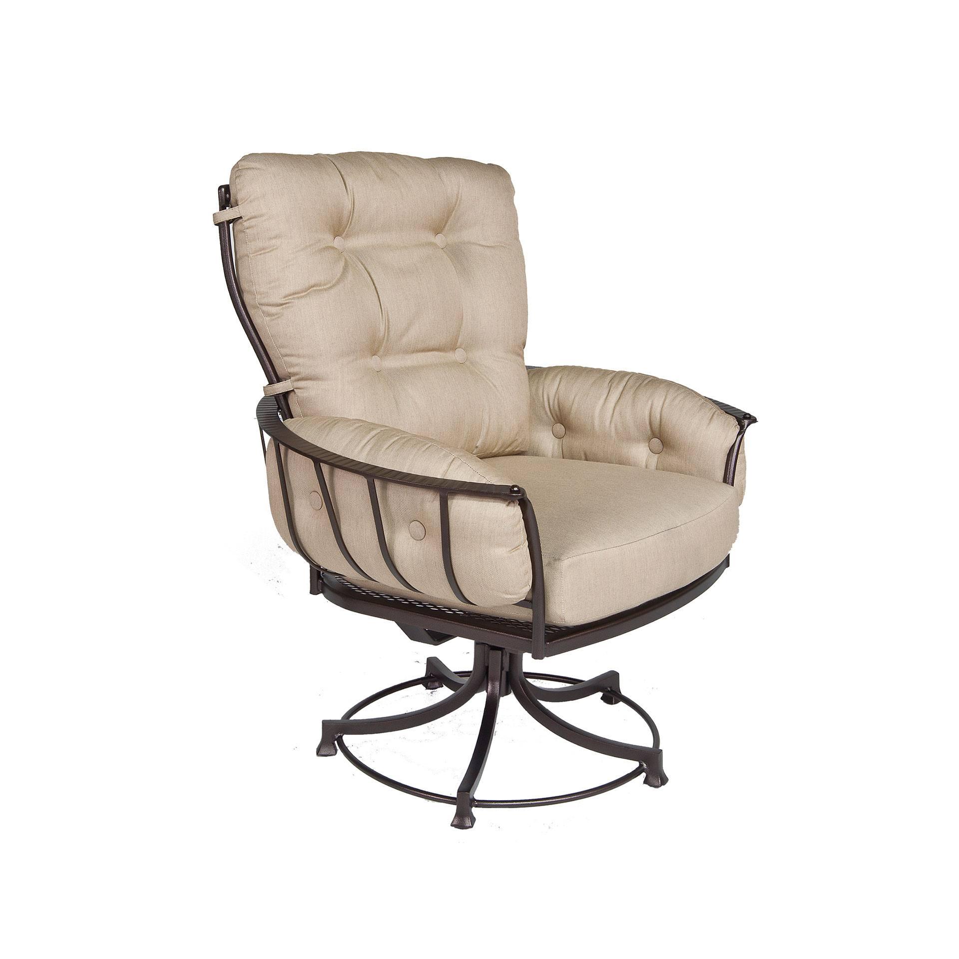 Ow Lee Monterra Mini Swivel Rocker Lounge Chair Leisure